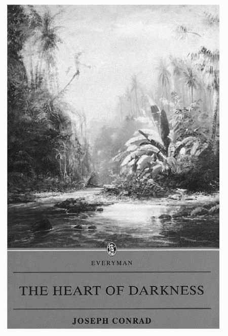 Cover of Joseph Conrads The Heart of Darkness