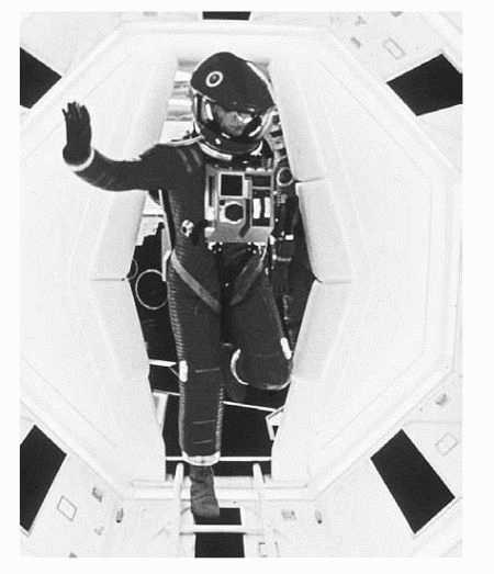 An early postmodern event was the film 2001: A Space Odyssey, directed by Stanley Kubrick