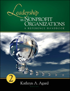Leadership in Nonprofit Organizations, ed. , v.