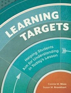 Learning Targets, ed. , v.