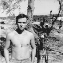 Tim OBrien, during the Vietnam War