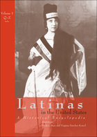 Latinas in the United States, ed. , v.