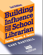Building Influence for the School Librarian, ed. 2, v.