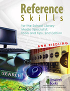 Reference Skills for the School Library Media Specialists, ed. 2, v.