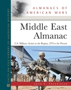 Middle East Almanac, ed. , v.