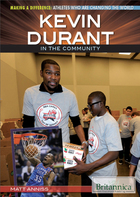Kevin Durant in the Community, ed. , v.