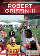 Robert Griffin III in the Community, ed. , v.