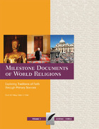Milestone Documents of World Religions, ed. , v.