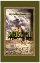 Area 51, ed. , v.