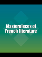 Masterpieces of French Literature, ed. , v.