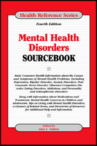 Mental Health Disorders Sourcebook