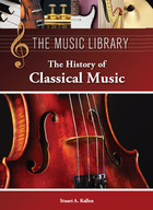The History of Classical Music, ed. , v.
