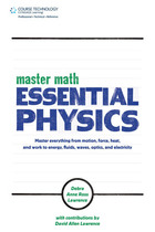 Master Math: Essential Physics, ed. , v.