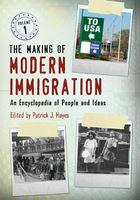 The Making of Modern Immigration, ed. , v.