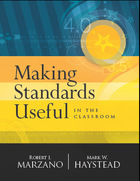 Making Standards Useful in the Classroom, ed. , v.