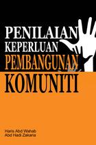Penilalan keperluan Dalam Pembangunan Komuniti, ed. , v. 1