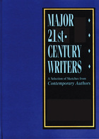Major 21st-Century Writers, ed. , v.