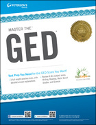 Peterson's Master the GED 2012, ed. 26