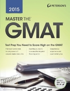 Peterson's Master the GMAT 2015, ed. 21