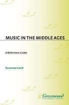 Music in the Middle Ages, ed. , v.