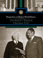 The Brown v. Board of Education Trial, ed. , v.