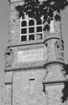 St. Pauls Episcopal Church. (Lee SniderCORBIS)