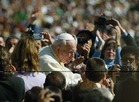 Canonization Mass.