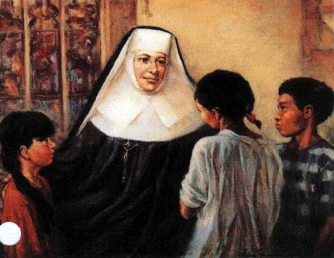 St. Katherine Drexel (18581955).