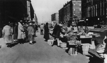 Harlem, 1927, the center of the African-American artistic and intellectual movement in the 1920s and 30s where Zora Neale Hurston wrote her novel, Their Eyes Were Watching God.