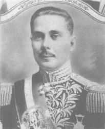 Raphael Trujillo, president of the Dominican Republic from 1930–61.