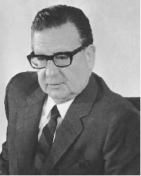 Isabels uncle, Salvadore Allende, served as president of Chile from his election in 1970 until his assassination during a military coup in 1973.