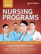 Peterson's Nursing Programs 2015, ed. 20