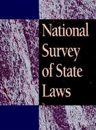 National Survey of State Laws, ed. 5, v.