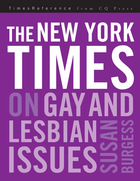 The New York Times on Gay and Lesbian Issues, ed. , v.