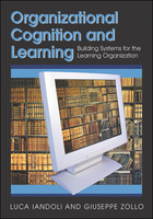 Organizational Cognition and Learning, ed. , v.