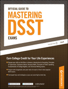 Peterson's Official Guide to Mastering DSST Exams, ed. , v.