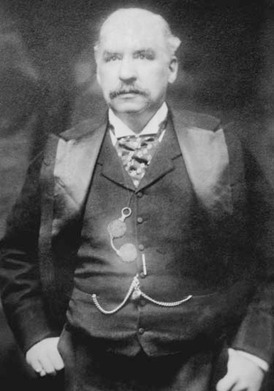 John Pierpont Morgan was an American financier and banker, who at the turn of the century was one of the wealthiest men in America.