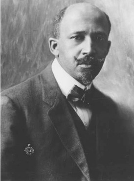 W.E.B. Du Bois, a civil rights activist and Harvard graduate, devoted his life to the struggle for equality for African Americans.