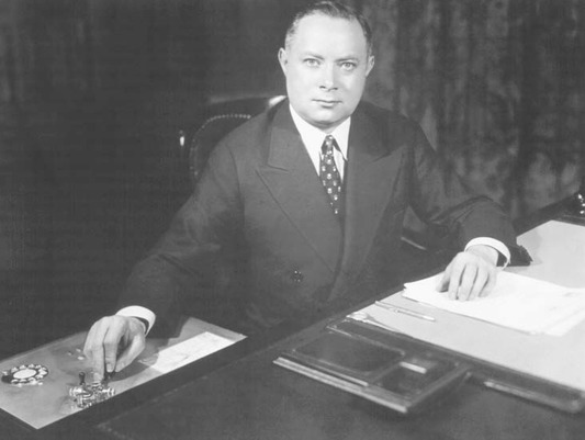 David Sarnoff was the nations leading media entrepreneur, forming both the radio and the television arms of the National Broadcasting Corporation (NBC).