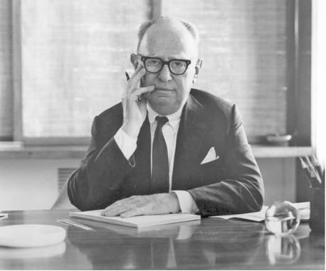 Advertising executive Leo Burnett was known as the sultan of sell. He successfully promoted products with iconic images like Tony the Tiger and the Jolly Green Giant.