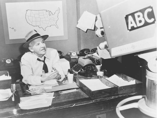 Gossip columnist and radio and television commentator Walter Winchell chronicled the lives of celebrities for 43 years.