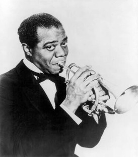 Jazz is Americas native art form, and musician Louis Armstrong, born in 1900, helped make it a phenomenon of the 20th century.