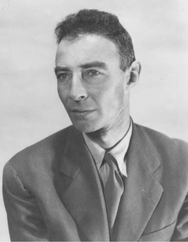 Robert Oppenheimer has been called the father of the atomic bomb for his role in the Manhattan Project, which developed nuclear weapons.