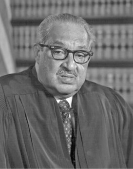 Thurgood Marshall, the first African American appointed to the U.S. Supreme Court, built a remarkable legal career on the premise that all forms of racial segregation were unconstitutional.