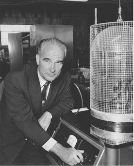William Shockley won the Nobel Prize for Physics with his two fellow scientists in 1956 for inventing the transistor, called the most important invention of the 20th century.
