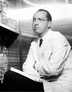 Dr. Jonas Salk introduced the first effective vaccine against polio in 1955 as the paralyzing disease took on epidemic proportions in the United States. He became an overnight celebrity and saved thousands of lives.
