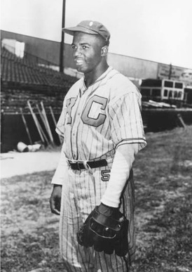 Jackie Robinson was the first African American to play Major League Baseball, signing with the Brooklyn Dodgers in 1947. He was inducted into the Baseball Hall of Fame in 1962.