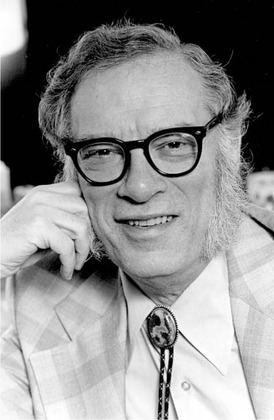 Isaac Asimov was a professor at Boston Universitys medical school, but he was making more money writing science fiction. With a prodigious body of work, Asimov is regarded as a major icon of science fiction writing.