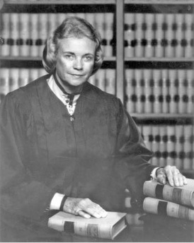 Sandra Day OConnor was the first woman appointed to serve on the U.S. Supreme Court and became one of the most influential justices.