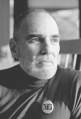 Playwright and novelist Larry Kramer has devoted his life and writings to political activism on the part of gays.